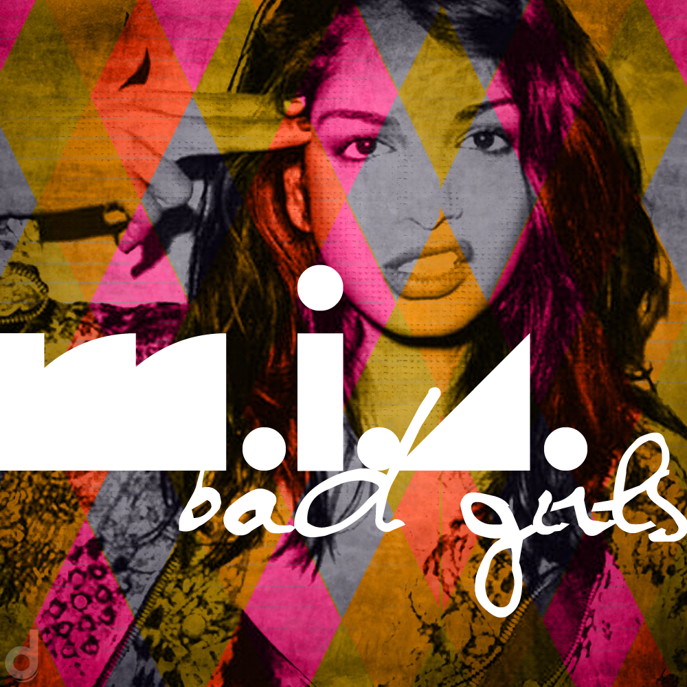 M.I.A. - Bad Girls (Official Video) HD 1080p